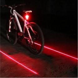 Eclairage Laser pour Velo