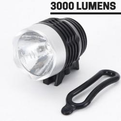 Lampe vtt 3000 Lumens