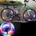 Eclairage Roue de Vélo