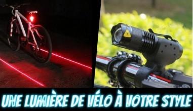 LED de vélo